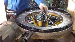 Основные сведения о велосипедных колесах